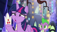 "Twilight Sparkle ""soooo..."" S9E13"