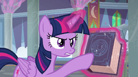 Twilight Sparkle -do this by the book- S8E1