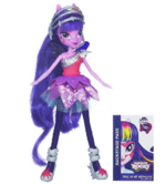 Twilight Sparkle Equestria Girls Rainbow Rocks doll