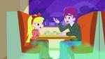 Unnamed boy and girl arguing EG2