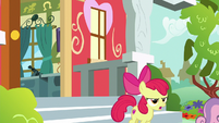 Apple Bloom -I bet they don't have to learn- S8E12