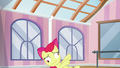 Apple Bloom falling over dizzy S6E4.png