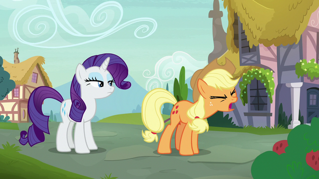 """File:Applejack """"she wouldn't be so mean"""" S7E9.png"""