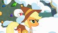 Applejack frustrated by Pinkie's behavior S2E11.png
