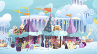 Book store in Cloudsdale S7E14