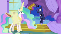 Celestia and Luna have different desires S9E13