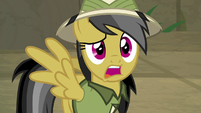 "Daring Do ""they don't like bright light!"" S9E21"