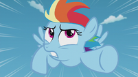 Filly Rainbow --it's not even a real thing!-- S5E25