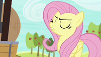 Fluttershy firmly against using cages S7E5