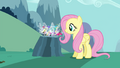 Fluttershy setting the Breezies down S4E16.png