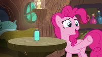 "Pinkie Pie ""I can take a hint"" S7E19"