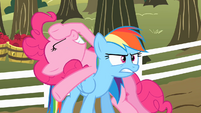 Pinkie Pie 'Yes, the cider was just that good' S2E15