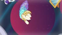 Pony spins around with her new dress S5E14