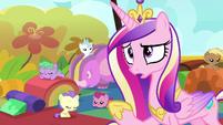 Princess Cadance -are you sure you don't mind- S7E22