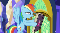"Rainbow Dash ""I don't even know what this is"" S7E14"