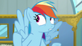 """Rainbow Dash """"considering everypony here"""" S6E24.png"""
