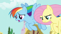 Rainbow Dash --I know you weren't expecting-- S6E11
