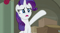 "Rarity ""the perfect opening!"" S6E9"