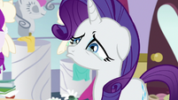 Rarity pouting S7E6
