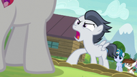 "Rumble ""by putting you in a special little box!"" S7E21"