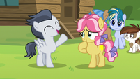 "Rumble shouting ""blank flanks forever!"" S7E21"