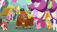 "Rutherford ""You understand yaks now"" S5E11"