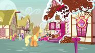 S07E09 Pinkie Pie pyta Applejack o konkurs