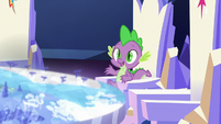 """Spike """"where're you gonna send her"""" S7E1"""