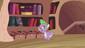 Spike reaching in the drawer S2E03.png