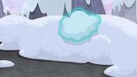 Sugar Belle levitating snow S5E2