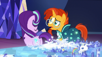 """Sunburst """"are you not excited"""" S8E8"""