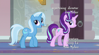 """Trixie """"the delightful lunch I had planned"""" S9E20"""