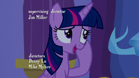 "Twilight ""I used to get terrible breakouts"" S8E11"
