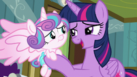 "Twilight Sparkle ""after we find your Whammy"" S7E3"