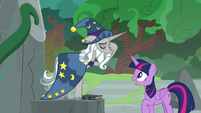 "Twilight Sparkle ""have been trapped in limbo"" S7E25"