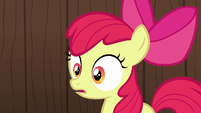 Apple Bloom in deep surprise S6E14