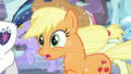 Applejack notices somepony S6E2.png
