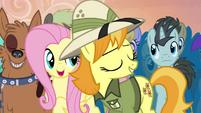 Daring Do collector calls off the trade S4E22