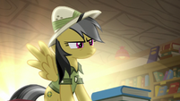 Daring Do standing tall S9E21