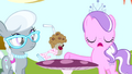 Diamond Tiara pushing dessert away S4E12.png