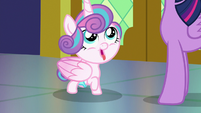 Flurry Heart acting like a puppy S7E3