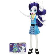 Friendship Games School Spirit Rarity doll