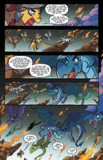 Legends of Magic issue 10 page 1