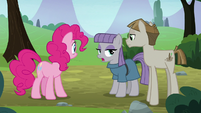 "Maud Pie ""at a rock show"" S8E3"