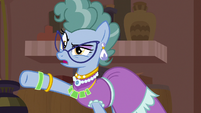 "Mrs. Trotsworth ""what in Southern Equestria"" S7E18"