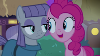 "Pinkie ""what about tomorrow morning?"" S8E3"