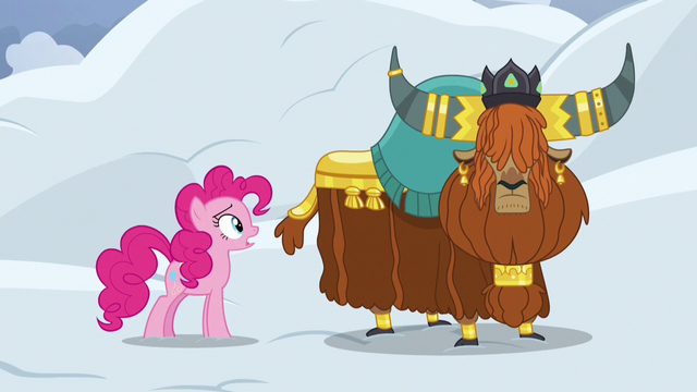 "File:Pinkie Pie ""avalanches like this"" S7E11.png"