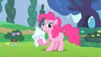 Pinkie Pie striking pose S2E13