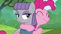 Pinkie and Maud share a warm hug S6E3.png