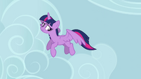 Princess Twilight descending S4E01